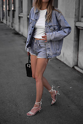 Katarina Vidd -  - Double denim