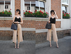 Daisyline . - Zara Sandals, Fashion Union Pants, Obag Bag - Simple look / IG: daisylineblog