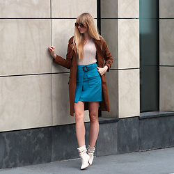 Diane Fashion - Orsay Skirt - AUTUMN look