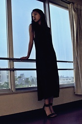Tram Anh - H&M Dress, H&M Sandals - One sulky lady