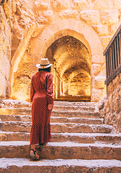 Lindsey Puls - All In Favor Maxi Dress - What to Pack for a Trip to Jordan for the Ladies