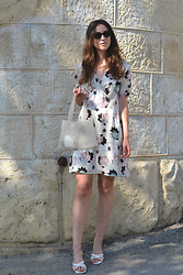 Olga Dupakova - Topshop Dress, Mango Shoes, Mango Bag - Travel. Feodosia