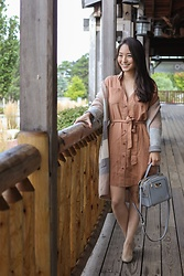 Kimberly Kong - Velvet Heart Shirt Dress - Win a $100 Gift Card to Velvet Heart Clothing