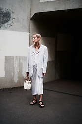 Daniella Robins - Blazer - The Case For The Sexy Slip Dresses & Ugly Sandals
