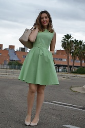 Elisabeth Green - Rosegal Dress - Green Apple Dress