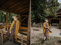 Aleksandra Szymiczek -  - Autumn look CARRY