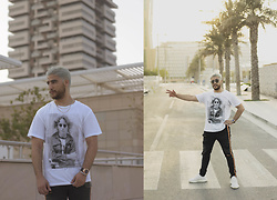Ayoub Mani -  - Hey lookbookers i miss u