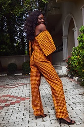 Melody Jacob -  - African Ankara Prints