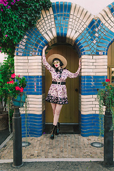 Amy Roiland - Sister Jane Dress - Bricks and Blue