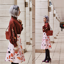 Mizuho K - Xoxohilamee Outfit Details On My Blog - 2019/04/30