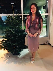 Debbie ✿❀ -  - Christmas Party 2019