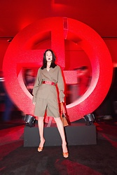 Ava Foo -  - Red party
