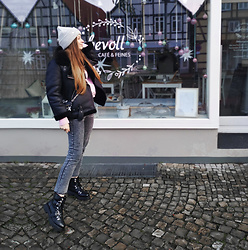 OH ANNE (BLOGGER) -  - THESE WINTERDAYS | OUTFIT