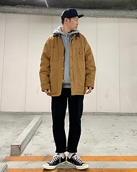 ★masaki★ - Dickies 90's, Neuw Denim Jeans, Converse Ct70 - Csual Day