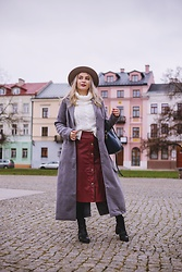 Aleksandra Siara - Shein Skirt - First ootd in 2020
