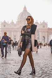 Laurinstyle -  - Vatican streetstyle by @lauismyname