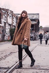 Andrea Funk / andysparkles.de - Mister*Lady Coat - The Teddy Coat