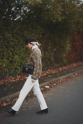 Daniella Robins - Topshop Jeans - Sometimes A Good Knit Is All You Need