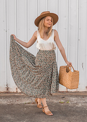 Kelly Anne -  - Summer Bohemian