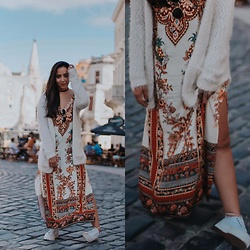Melina Sanson - Farm Dress - Street Boho