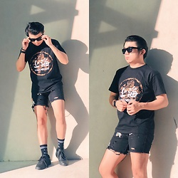 Jonathan Bautista- DEAF -  - Deaf Fashion Icon