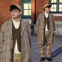 Jack Chiu - United Arrows Coat - 2020-03-03