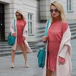 Daria Darenia - Lilylulufashion Dress - Coral Dress