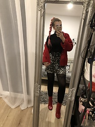 Sylwia -  - Red leopard
