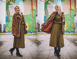 Aleksandra Siara -  - Animal print during spring
