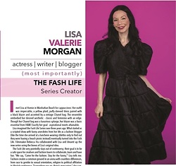 Lisa Valerie Morgan - Sister Jane Dress - MBSocial Magazine April 2020 Cover Story x The Fash Life