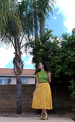 Saguaro Style - Ebay Baby Yoda Tee Shirt, Ebay Avocado Skirt, Sven Clogs Lacy Clog In Kiwi Green, Valfre Madeline Backpack - 04.13.20