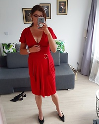 Kamila Krawczyk - Bonprix Dress, Zara Shoes - Sweetheart