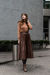 Andrea Funk / andysparkles.de -  - Brown Leather