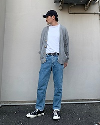 ★masaki★ - Neuw Denim Jeans, Converse Ct70 - Casual Day