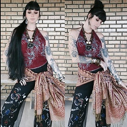 Rokaia MAB -  - ☆Belly Magic Dance☆