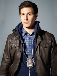 Denial -  - Jake Peralta Leather JacketJake Peralta is the undisputed ki
