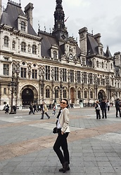 Style on Camera _ -  - Hotel de Ville, Paris