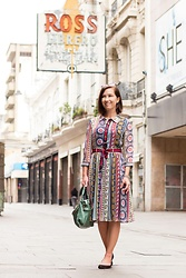 Lindsey Puls - Vipme Dress - What to Wear in Argentina