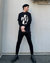 ★masaki★ - Public Image Limited The, R13 Denim Jeans, Asos Chelsea - THE Public Image Limited