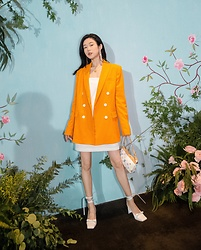 Ava Foo - Zara, Diddi Studio, Lost In Echo, Louis Vuitton - 🍊