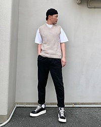 ★masaki★ - Neuw Denim Studio Pleat Pants, Eytys Odessa - New Babies 👟