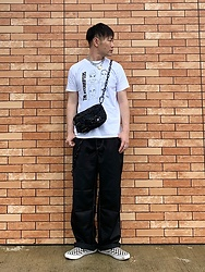 ★masaki★ - The Interrupters Tee, Eytys Titan, Vans Slipon, Vitaly Padlock Necklace - Thank You! Thank You! Thank You!