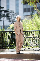 INWON LEE - Jacket, Byther Pants - Sunny day