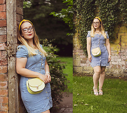 Emma Reay -  - THE SUMMER DENIM DRESS