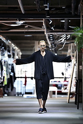 INWON LEE - Byther Cardigan, Byther Pants - In the showroom