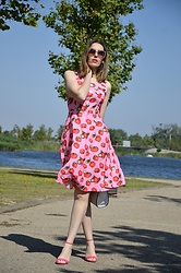 Elisabeth Green - Dresslily Dress - Strawberry Dress