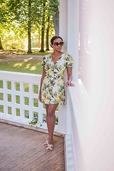 Mirjam -  - Lemon Dress