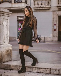 Patricia S. -  - Little Black Dress