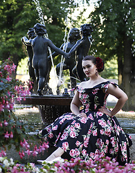 Ventovir -  - Flower Dress