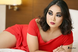 Alyssa Bustillo -  - Red Diva Queen